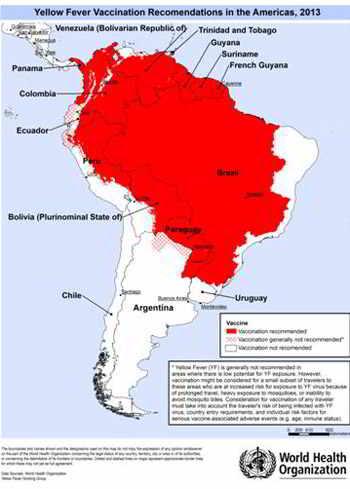 fiebre-amarilla-Sudamerica