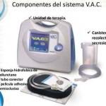 Manejo enfermero de la terapia de sistema de vacío (VAC) aplicado en heridas