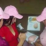 Intervención educativa sobre cáncer de mama en mujeres