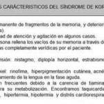 Alcoholismo y psicosis de Korsakoff