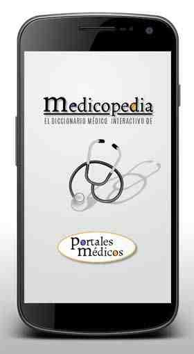 appMedicopedia Diccionario Medico